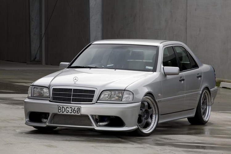 Silver23k 1997 mercedes benz c class specs photos for Mercedes benz c240 tune up