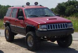Jd4wg 1993 Jeep Grand Cherokee