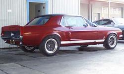 TheFabFord 1967 Ford Mustang