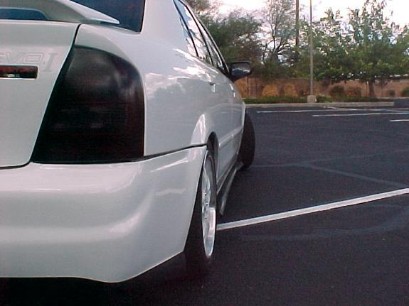 Another 20EVOLUTION01 2001 Mazda Protege post... - 5233199