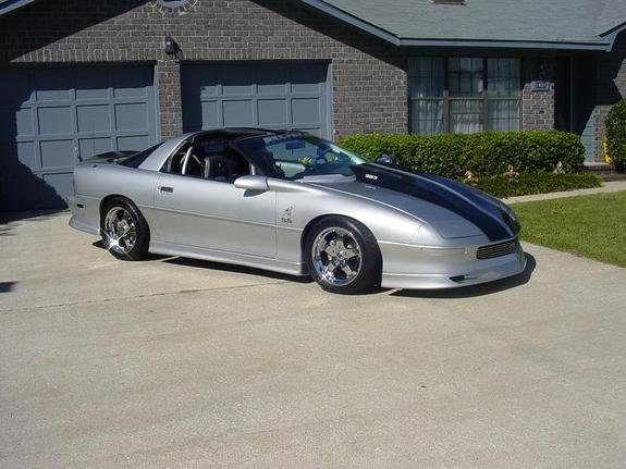 91008 1997 Chevrolet Camaro Specs  Photos  Modification