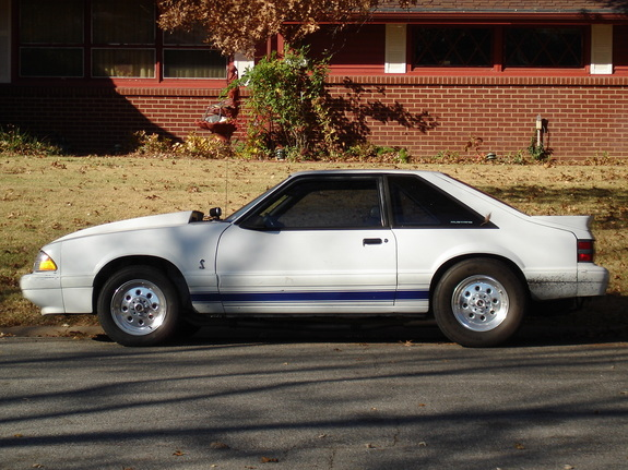 Another fiveironbiff 1989 Ford Mustang post... - 5239369