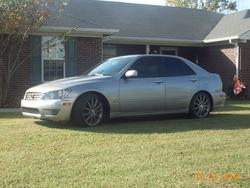 lextec10s 2004 Lexus IS