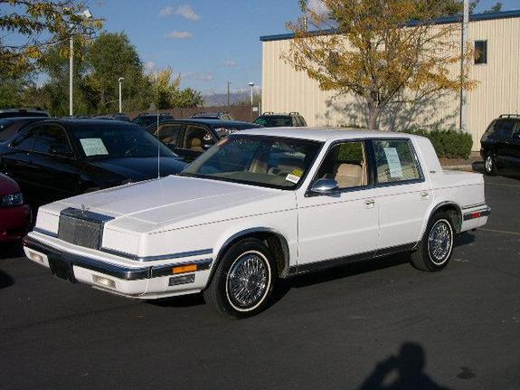 Pimp Newyorker 1989 Chrysler New Yorker Specs Photos