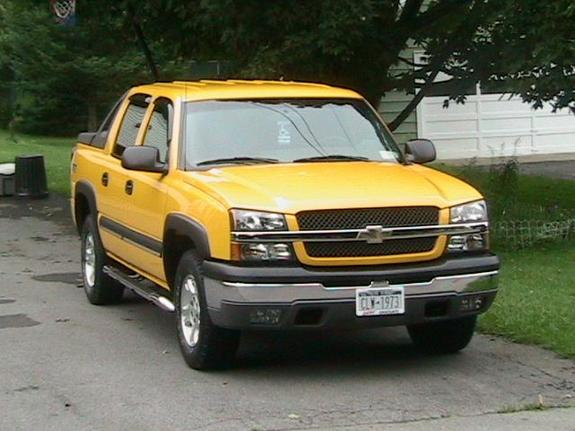 Another Ant81 2003 Chevrolet Avalanche post... - 5242970