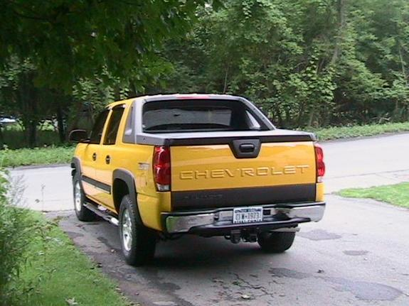 Another Ant81 2003 Chevrolet Avalanche post... - 5242973