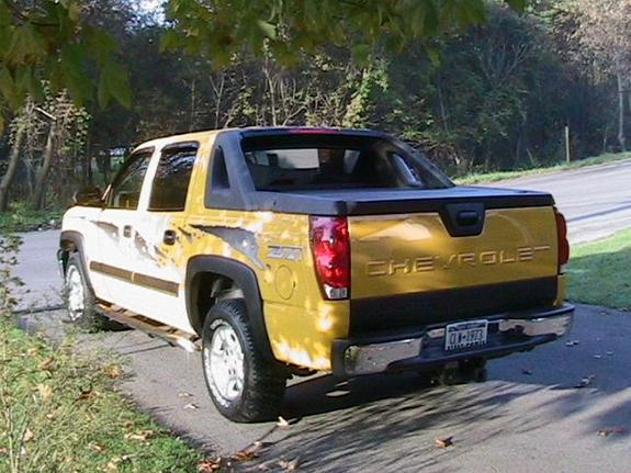 Another Ant81 2003 Chevrolet Avalanche post... - 5242977