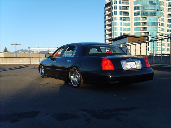 BaggedTCon20s 1998 Lincoln Town Car 5246438