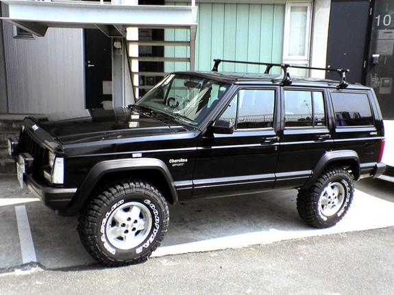 Another Shiraishi 1996 Jeep Cherokee post... - 5254207