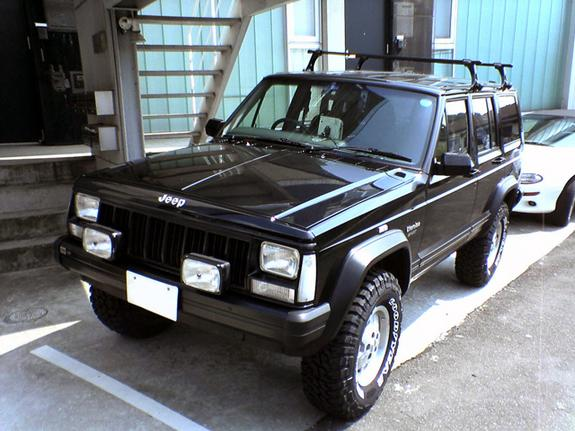 Another Shiraishi 1996 Jeep Cherokee post... - 5254208