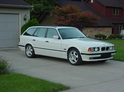 QTourings 1995 BMW 5 Series