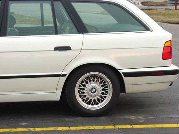 craigslist always has sets of e38 16u0027s for sale and cheap no more tire problems