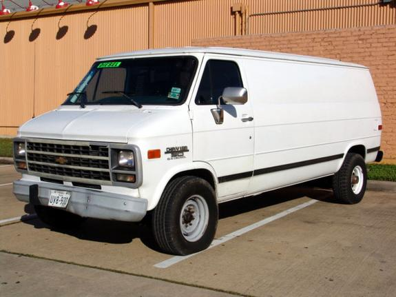 dented91turbo 1996 Chevrolet Van Specs, Photos ...