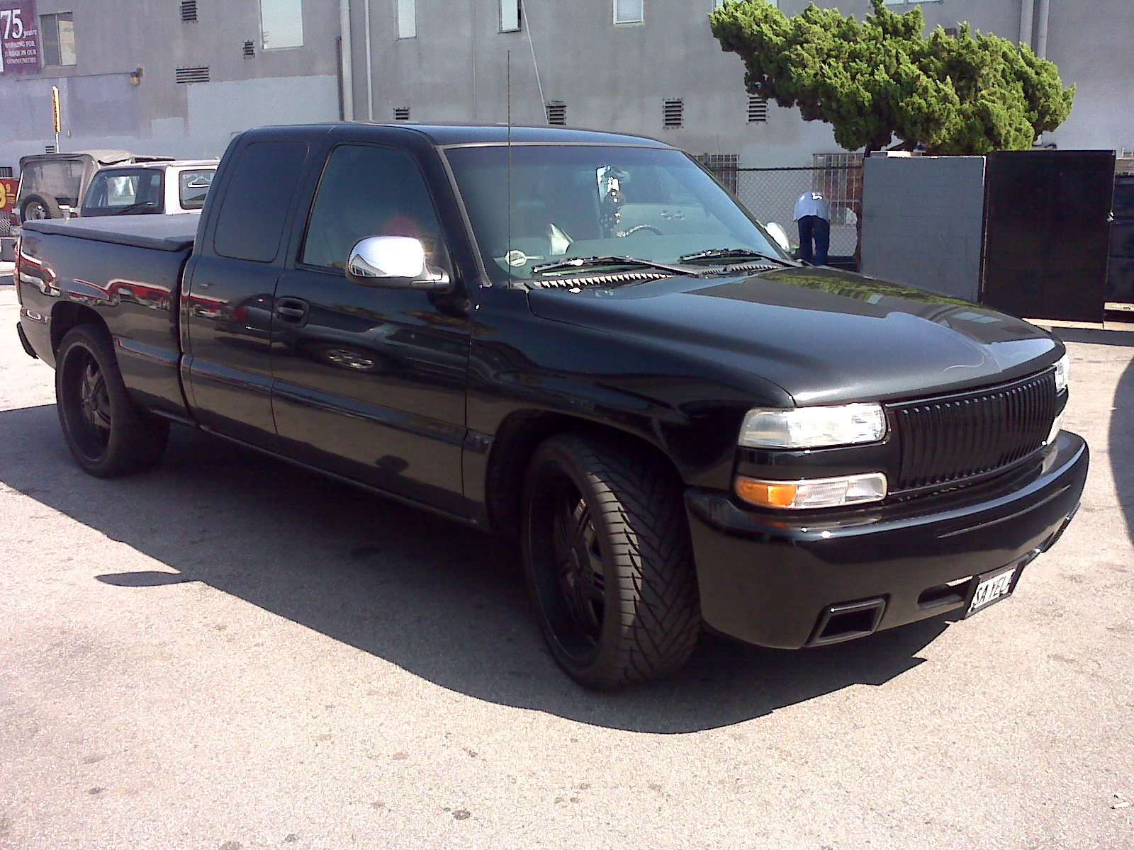 angeldogg 2001 chevrolet silverado 1500 regular cab specs photos modification info at cardomain. Black Bedroom Furniture Sets. Home Design Ideas