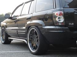 stillspinns 2001 Jeep Grand Cherokee