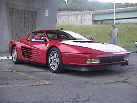 Another realrussianmafia 1988 Ferrari Testarossa post... - 5271487