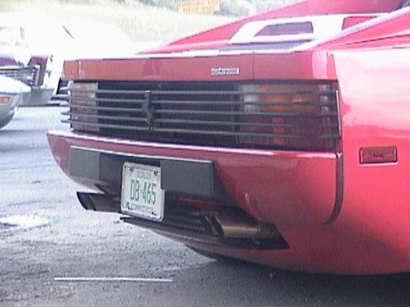 Another realrussianmafia 1988 Ferrari Testarossa post... - 5271488