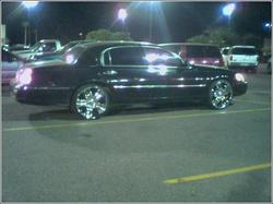 bigbodyon22ss 1998 Lincoln Town Car