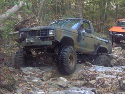 TNMANs 1985 Ford Bronco II