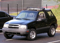 keith_757 2003 Chevrolet Tracker