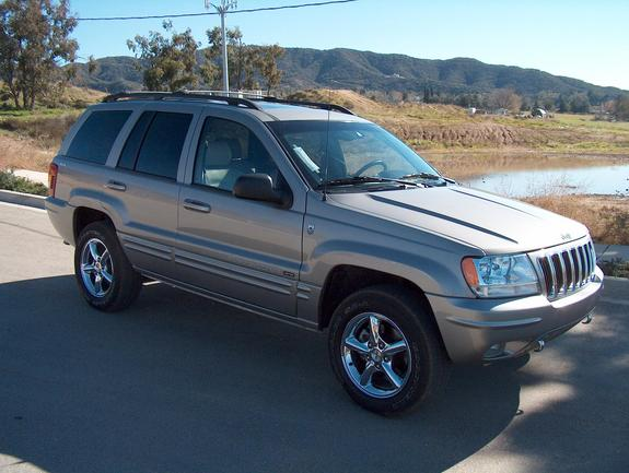 pounce 2001 jeep grand cherokee specs photos modification info at cardomain. Black Bedroom Furniture Sets. Home Design Ideas