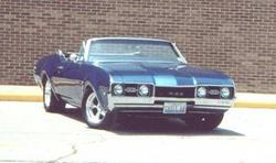 chili68s 1968 Oldsmobile 442