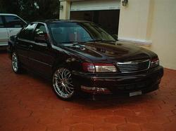richinfinitii30s 1998 Infiniti I