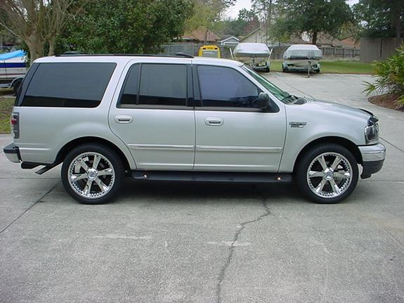 andret32's 2000 Ford Expedition