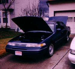 DaSickVic93 1993 Ford Crown Victoria