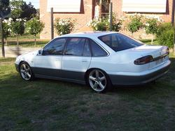 only1vs 1996 Holden Berlina
