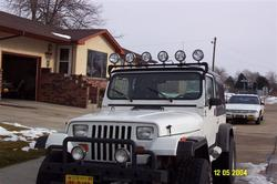 IBuiltMyJeeps 2005 Jeep CJ5