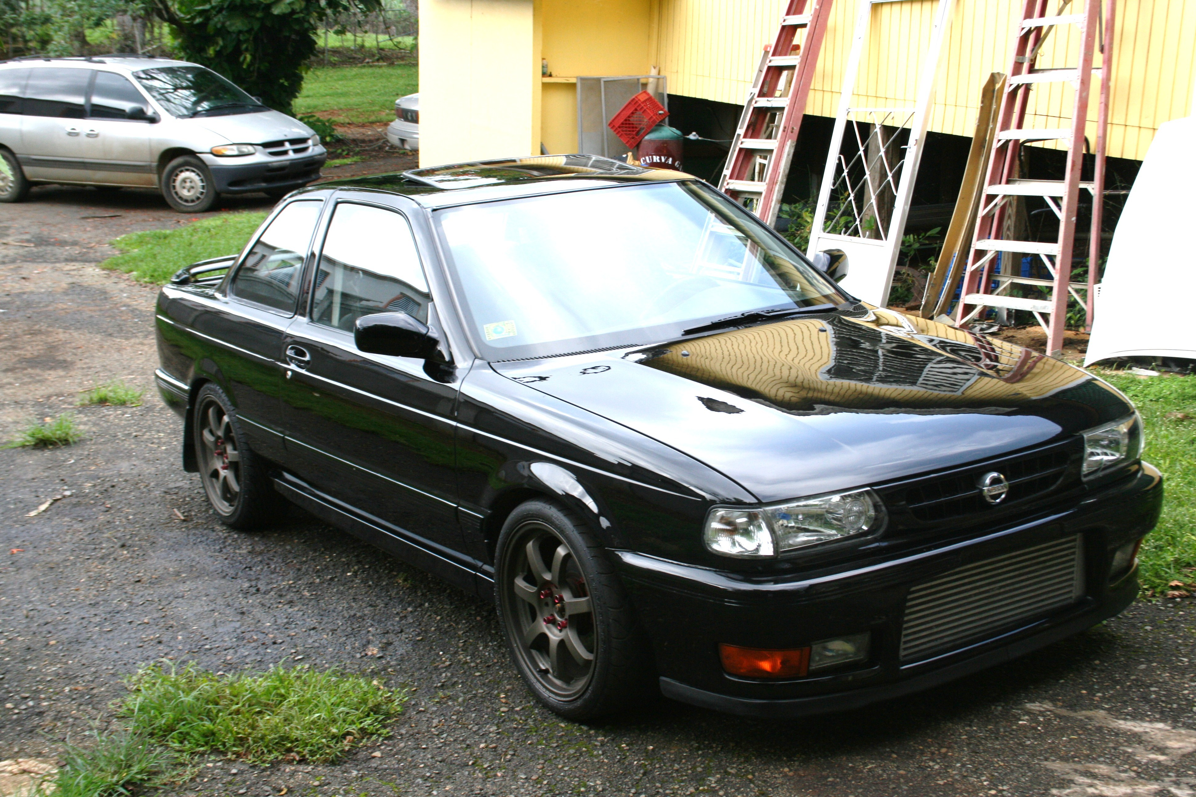 1991 Nissan Sentra Specs Recomended Car 1992 Ser 2007 Se R Spec V Source Pr20de Photos Modification Info At Cardomain
