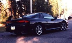 3000hybrids 1997 Mitsubishi 3000GT