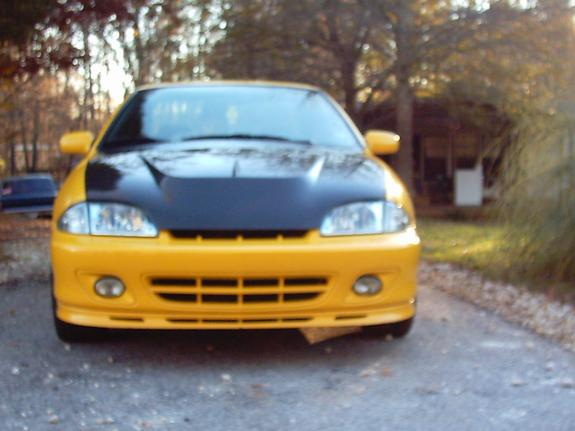 Another Yellow_Cavy02 2002 Chevrolet Cavalier post... - 5285555