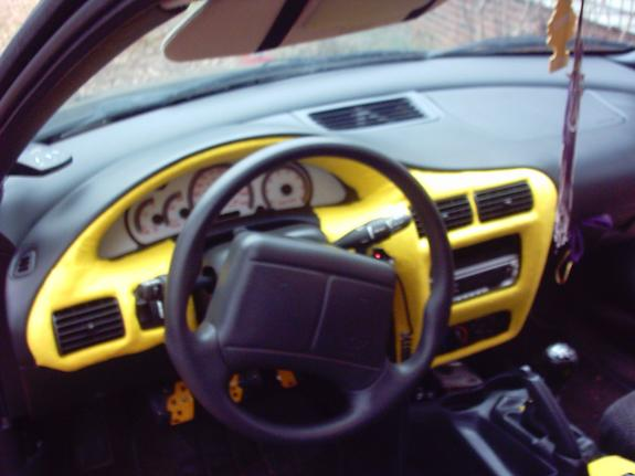 Another Yellow_Cavy02 2002 Chevrolet Cavalier post... - 5285574