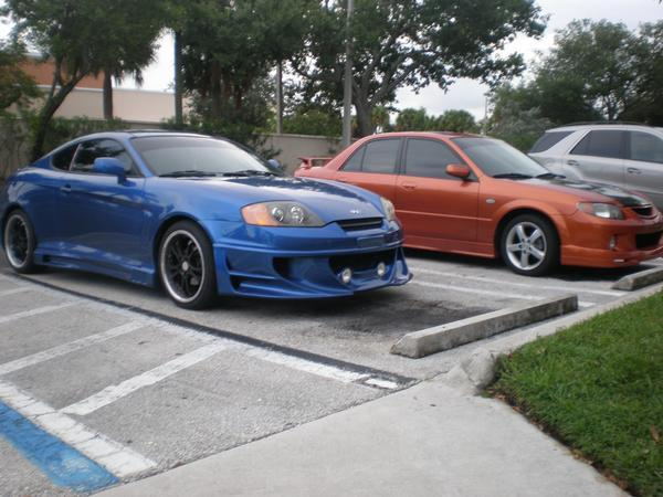 lilpinkmonster 2003 hyundai tiburon specs photos modification info at cardomain. Black Bedroom Furniture Sets. Home Design Ideas