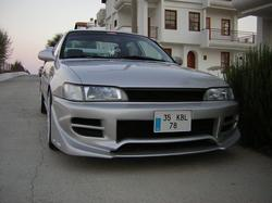 turkishrollas 1996 Toyota Corolla
