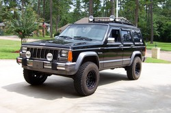 ozflips 1996 Jeep Cherokee