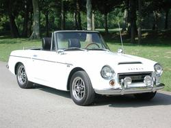 unclered 1968 Datsun Roadster