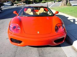 360riders 2001 Ferrari 360 Modena