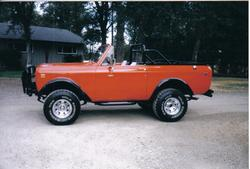 744024 1975 International Scout II
