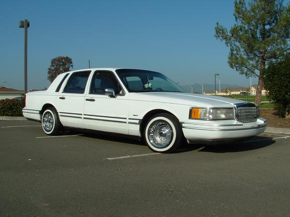Hrd2opz 1993 Lincoln Town Car Specs  Photos  Modification