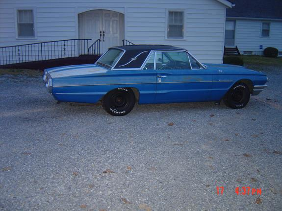 Another buickbear 1964 Ford Thunderbird post... - 5302252