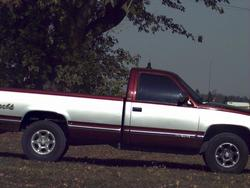 Thomas_9s 1988 GMC Sierra 1500 Regular Cab