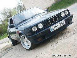 keyyy 1988 BMW 3 Series 5305409