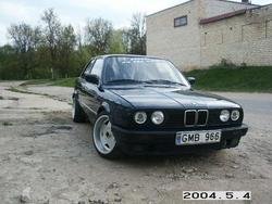 keyyy 1988 BMW 3 Series 5305410