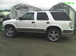 dieselgunners 1999 Chevrolet Blazer