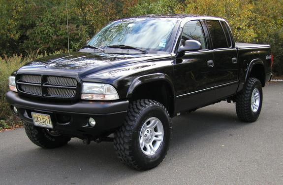 Large on 1997 Dodge Ram 1500 4x4