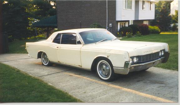 buddy67lincoln 1967 Lincoln Continental Specs, Photos, Modification