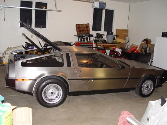 88MPHDeLorean 1981 DeLorean DMC-12 5314575